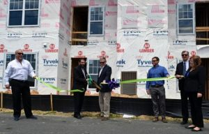 Fernmoor Homes celebrates start of new Lewes community