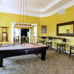 Billiards and bar