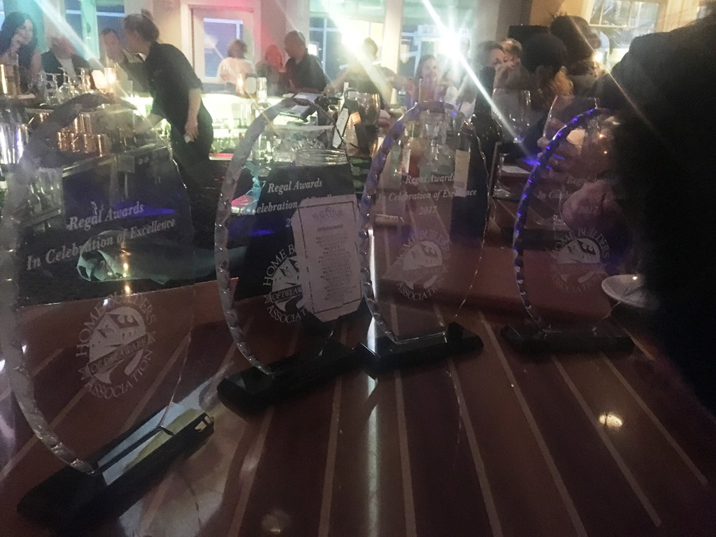 Fernmoor Homes shines at the Regal Awards—Again
