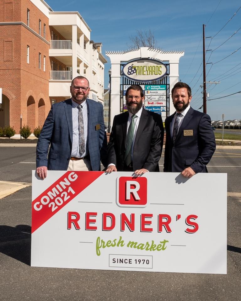 "New Redner's ""Fresh Market"" coming to Vineyards"
