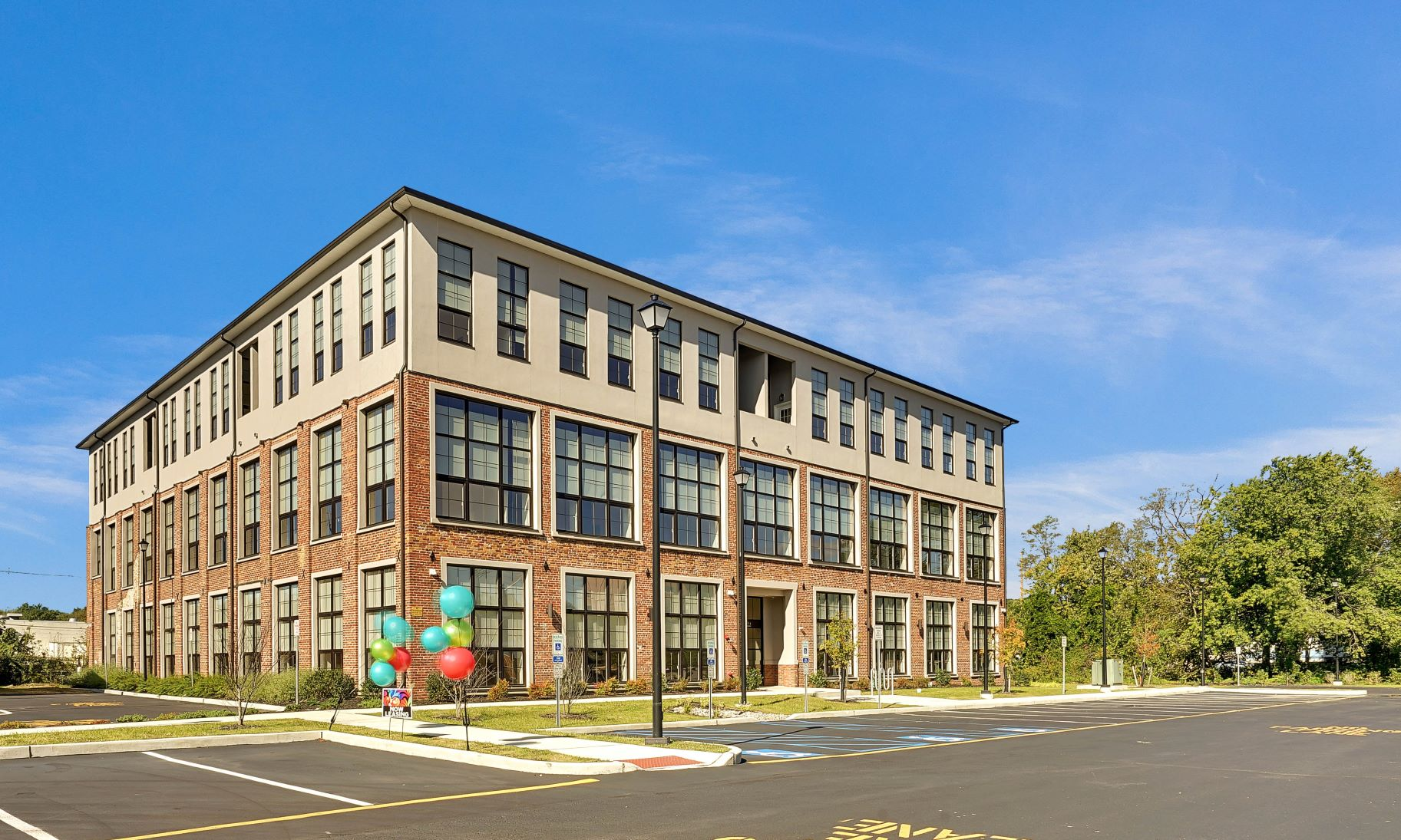 First Move-In's at Turbine Lofts in Downtown Mt. Holly, NJ
